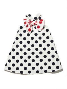 Dot Bow Dress by Halabaloo at Gilt