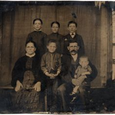 19th Century Photo Types: A Breakdown to Help You Date Old Family Pictures   Family History Daily