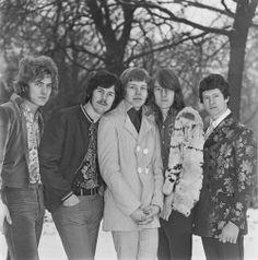 Robert Plant & John Bonham, Band of Joy,1968 (Pre-Led Zeppelin)