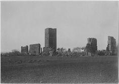 Rabat  Tour Hassan  Tour Hassan et les ruines  1916