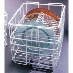 Ten Strawberry Street Glass Charger Plate Rack - GPLTR12