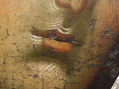 Maica Domnului de la Mănăstirea Neamț – icoana Paint Icon, Byzantine Icons, I Icon, Orthodox Icons, Sacred Art, Christian Art, Ancient Art, Painting Techniques, Pet Birds