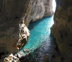 Gaeta: Grotta del Turco