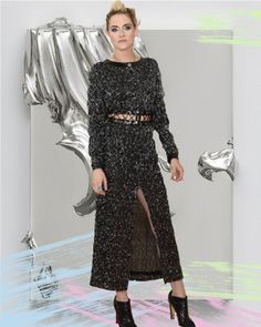 Trend Report: Manus x Machina in your Closet - Kristen Stewart in Chanel