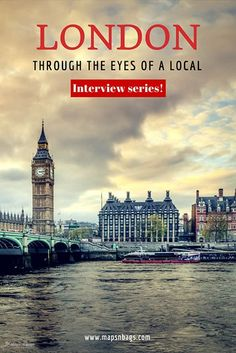 Do you want tea, love? Please, take some to read this lively interview. Or even better, grab a pint of lager! We're about to hear more about this stunning and vibrant city that London is through the eyes of a local. Today's guest is the lovely Lizzie. Enjoy! #england #london #throughtheeyesofalocal #interview #travel