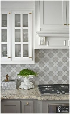 Lieblich Whether Your Kitchen Is Modern Or Traditional Look, There Is An Endless  Option For Your Kitchen Backsplash Ideas To Match It. The Kitchen Backsplash  Is A ...