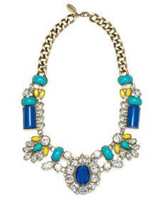 Great summer necklace!