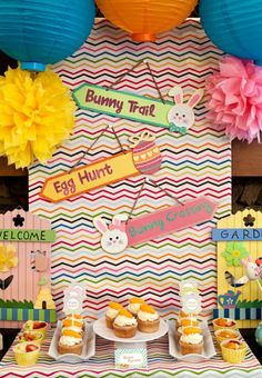 Easter party games for adults get a seat if you can easter party 80 fabulous easter decorations you can make yourself solutioingenieria Images