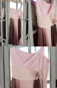 Ombre Dress - to fit size 10 and smaller