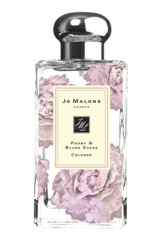 Jo Malone London X Calm & Collected | Peony & Blush Suede Cologne #BeautyProject @Selfridges.com.com