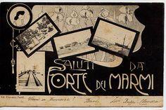Postcards from Forte dei Marmi