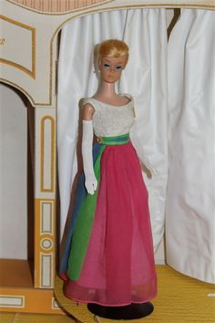 vintage barbie fraternity dance | Fraternity Dance #1638 (1965).JPG
