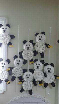 paper plate panda craft | Crafts and Worksheets for Preschool,Toddler and Kindergarten