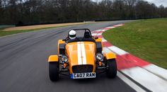 Caterham Seven Supersport (2011) review by CAR Magazine