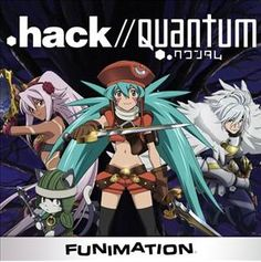 .hack//Quantum is available today on Sony Video Unlimited, Xbox, and in the Microsoft ZUNE Marketplace. Download these OVAs today on your favorite console! You can also download it on your iPod, iPad, iPhone etc. via iTunes (U.S. and Canada only).