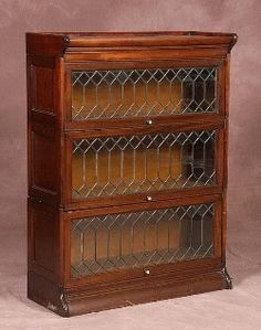 Shop our selection of Globe-Wernicke Bookcases from the world's premier auctions and galleries. Research past prices of Globe-Wernicke Bookcases to buy or bid confidently today! Antique Decor, Antique Furniture, Storage Cabinets, Tall Cabinet Storage, Bookcases For Sale, Bookshelves, Butler House, Antique China Cabinets, Barrister Bookcase