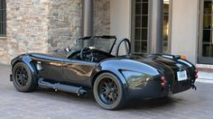 1965 Backdraft Shelby Cobra Replica 427/550 HP, 5-Speed   Lot F261   Kissimmee 2016   Mecum Auctions