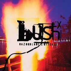 Bush - Razorblade Suitcase - 2 LP