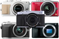 Best compact system cameras 2014: The best mirrorless interchangeable lens cameras available to buy today