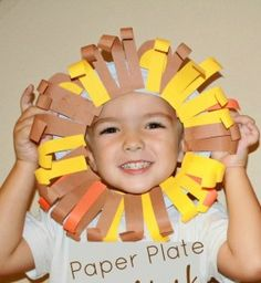 Fun paper plate crafts for kids