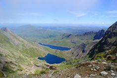 Mount Snowdon, Gwynedd. | 25 Places In Wales You Won't Believe Are Real