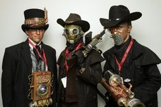 Showcase - Steampunk Cosplay ~ Cosplay Kulture!