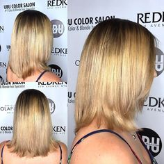 Blonde ombré 💁🏼 by @cpowell1980 using @olaplex @redken5thave @magiclightener @redkenofficial  @mineralsofeden.official 📞Call to book a free consultation 813.801.9700 #fallhaircolor #fallhair  #fallhaircolor #women #balayage #ombrehair #hair #haircut #longhair #olaplex #olaplexlove #hairdye #salon  #tampahair #ombre #blonde #blondegirl #haircolor #hairofinstagram #haironfleek #hairideas #perfectcurls #curlyhair #curls #fall #modernsalon #behindthechair #babe #selfie
