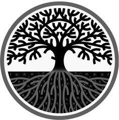 44 ideas family tree logo ideas for 2019 Tree Tattoo Men, Pine Tree Tattoo, Roots Logo, Evergreen Tree Tattoo, D Mark, Family Logo, Christmas Tree Painting, Tree Logos, Tree Illustration