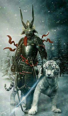 Oh that Samurai looks so so cool.
