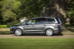 Ford Galaxy 2015 - Review