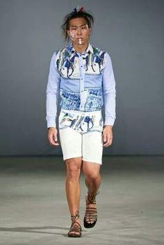#Menswear #Trends DUKE #Tendencias #Moda Hombre - Durban Fashion Week 2015