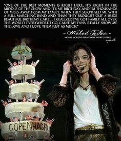 HAPPY BIRTHDAY, MICHAEL!!! I love you