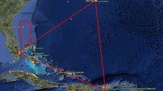 Descoperirea care elucidează în sfârșit misterul din Triunghiul Bermudelor!