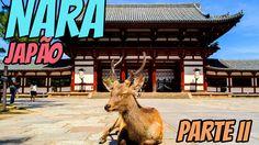 VIADINHOS BANDIDOS NO PARQUE DE NARA - Japão