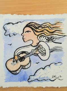 Gitarr Angel