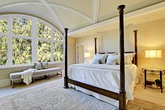 traditional bedroom by Andrea Braund Home Staging & Design Seattle, Bedroom Pictures, Traditional Bedroom, Bedroom Colors, Bedroom Ideas, Dream Bedroom, Modern House Design, My Dream Home, Dream Homes