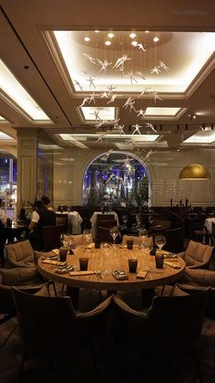 International Eats Il Becco At The Four Seasons Is Epitome Of Exceptional Dining