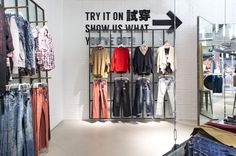 Roxlin store by Dalziel and Pow, Xi'an   China