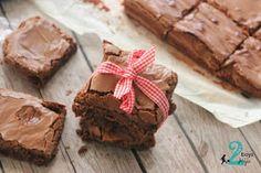 in English soon      Αυτά τα brownies είναι το τρίτο γλυκόπου έχω φτιάξει στη ζωή μου..   Αν θεωρήσεις δηλαδή γλυκό το κλασικό κέικ (ναι ...