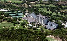 Omni Barton Creek Resort & Spa, Austin, TX.