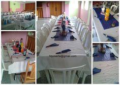TiquisArte: 15 Fofucho Table Decorations, Furniture, Home Decor, Sailor Theme, Christening, Homemade Home Decor, Home Furnishings, Decoration Home, Arredamento