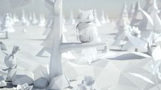ARNOLD for C4D paper on Behance