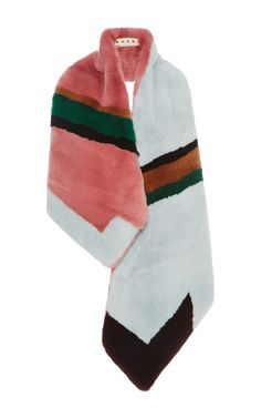 Lapin Fur Stole by MARNI for Preorder on Moda Operandi