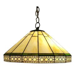 Warehouse of Tiffany Roman 2-Light Brown Hanging Pendant-P16257 - The Home Depot