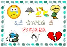 conflict management, feelings, feelings: use of angry boxes, soft, relational - - Emotional Child, Conflict Management, French Resources, Brain Gym, Les Sentiments, Parenting Quotes, Positive Attitude, Social Skills, Cycle 3