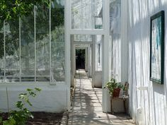 Los Angeles Hotel by Rough Diamond Kitchen Garden Greenhouses