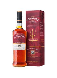 Online veilinghuis Catawiki: Bowmore Devil's Cask Small Batch Release I