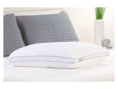 The Ultimate Ventilated Memory Core Foam Pillow by Comfort Revolution from Robin McGraw on OpenSky