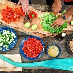 Kolacja bez glutenu - 10 przepisów bez mleka, bez jaj, bez cukru a ze smakiem ⋆ AgaMaSmaka - żyj i jedz zdrowo! Tacos, Dairy, Cheese, Vegan, Ethnic Recipes, Food, Essen, Meals, Vegans
