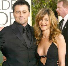 Matt Le Blanc- Jennifer Aniston-